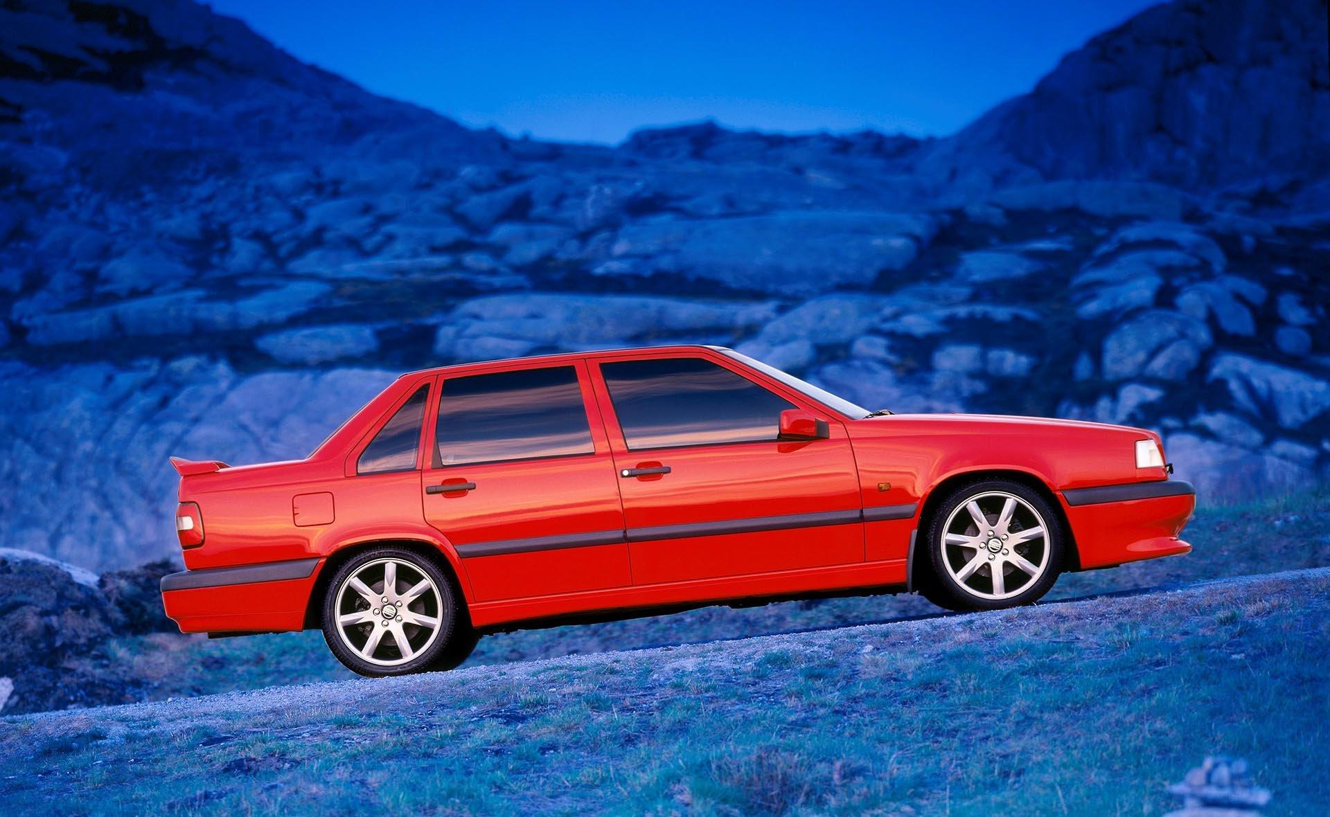 10_Volvo P80 850R Sedan profile
