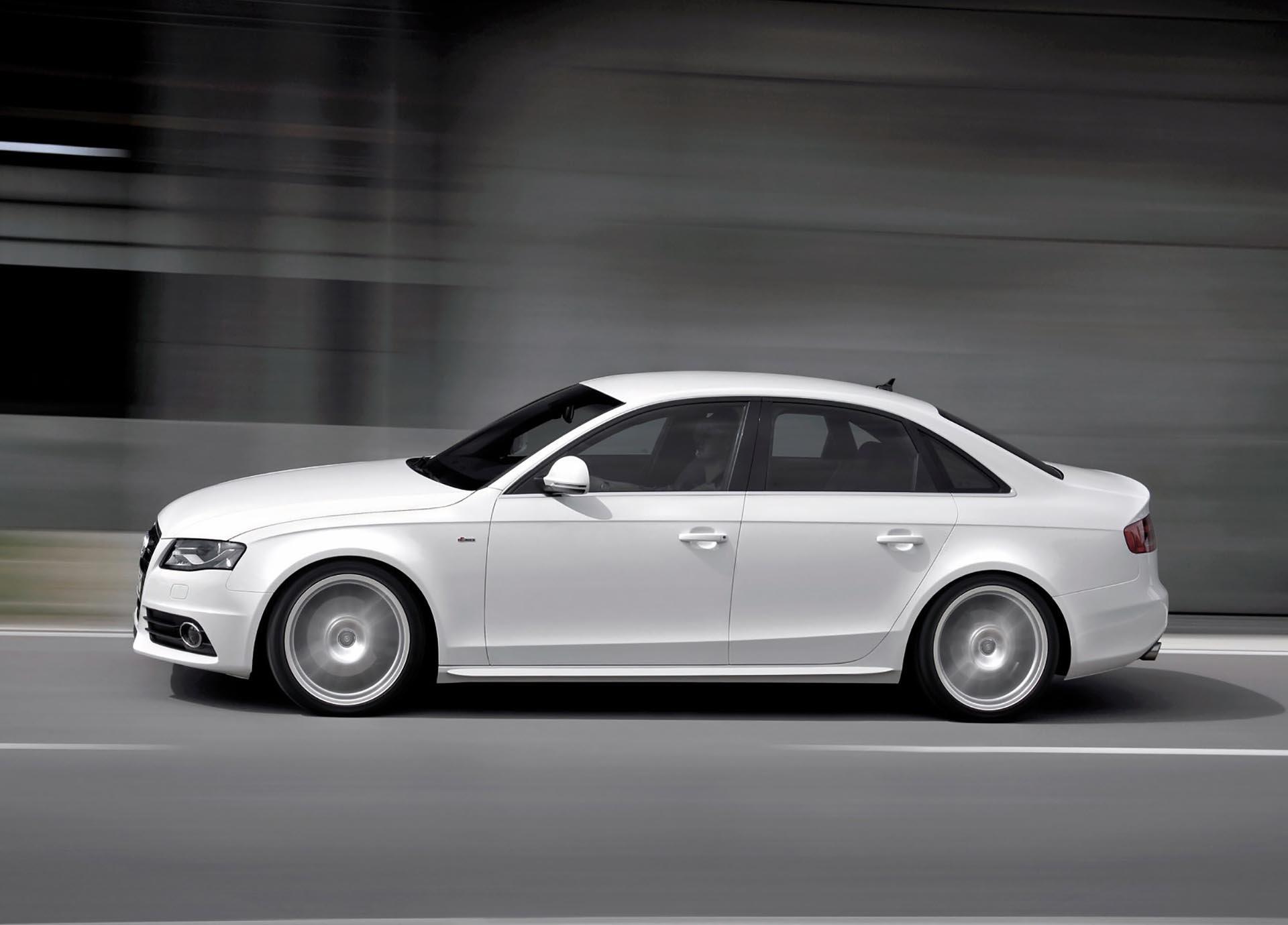 06_B8 Audi A4 S Line profile