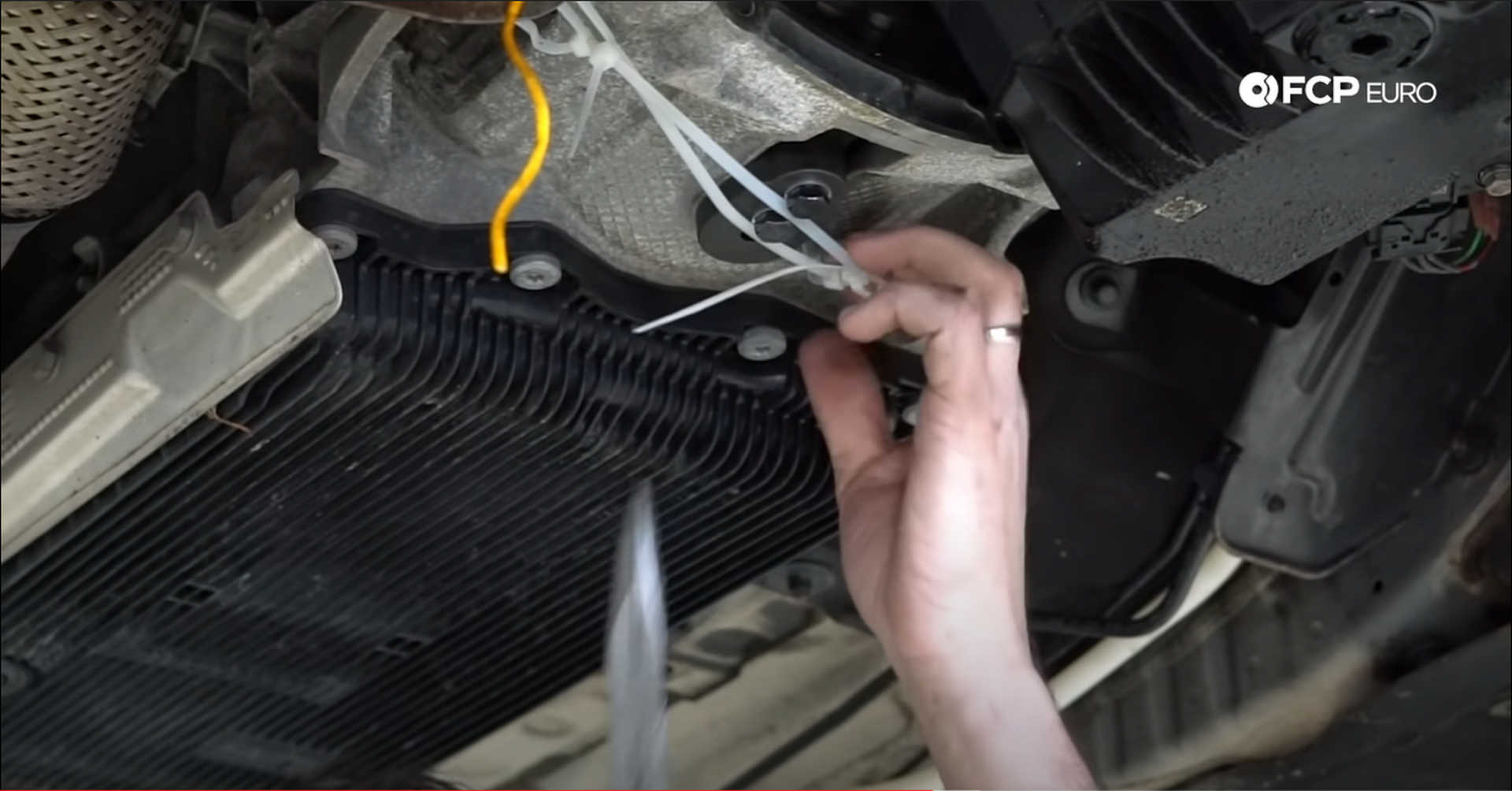 DIY BMW N20 Timing Chain setting top dead center