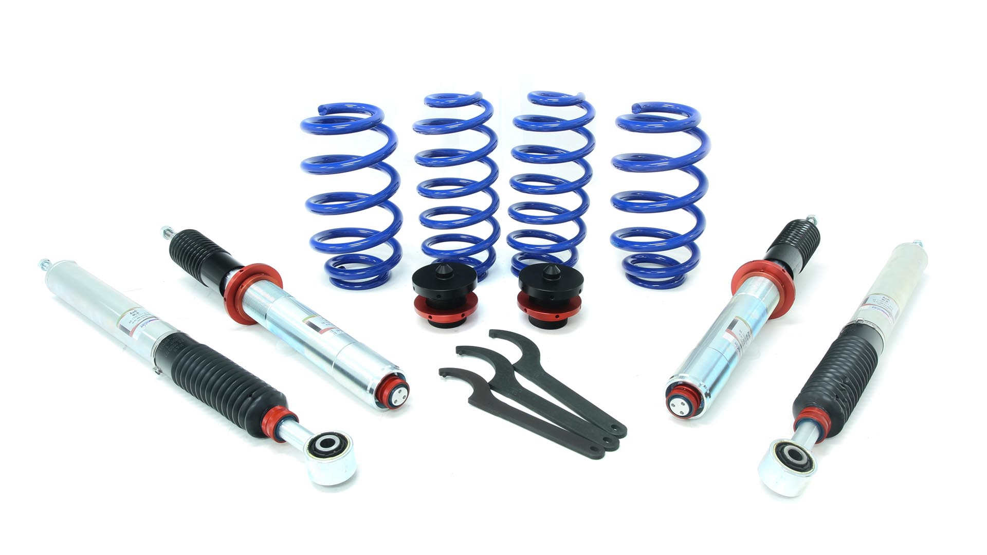 04_Sachs Performance Coilovers B8 Audi S4 S5