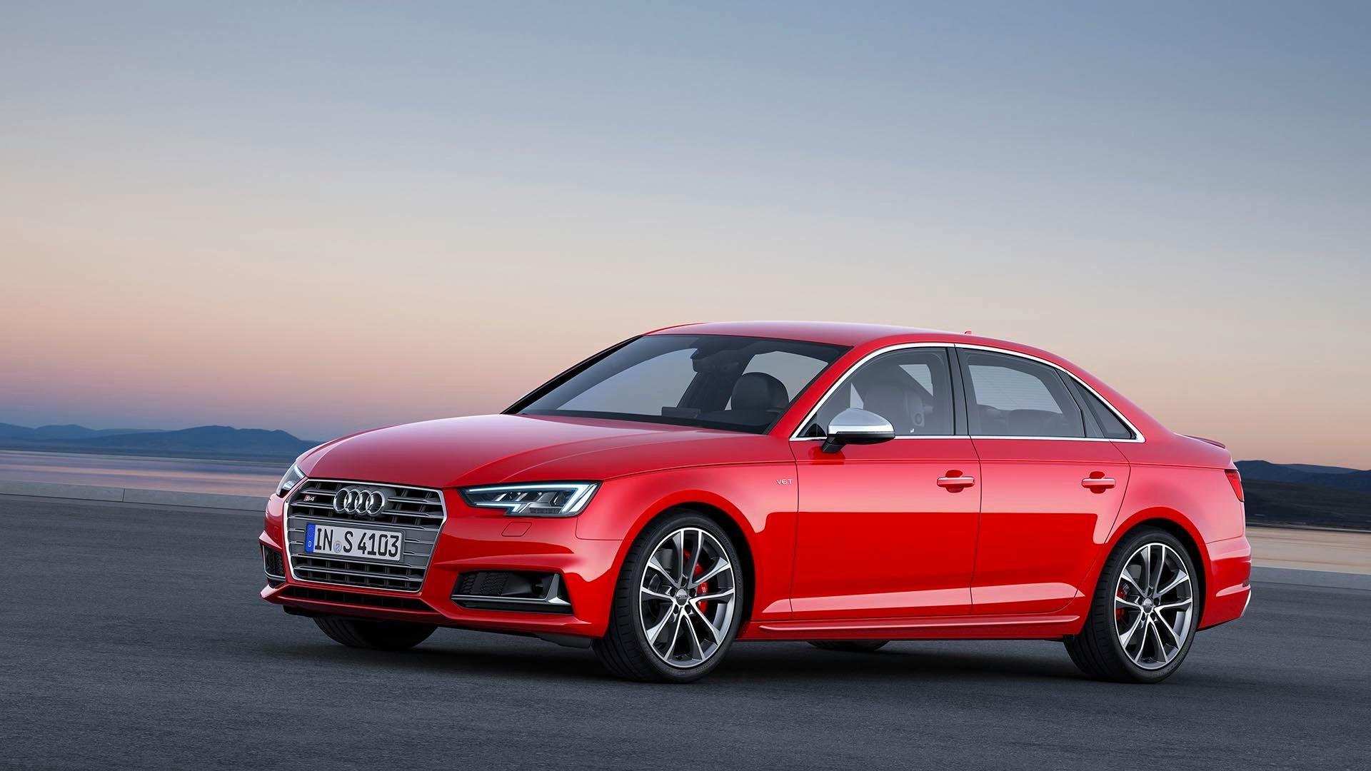 04_Audi S4 B9 3.0t front profile