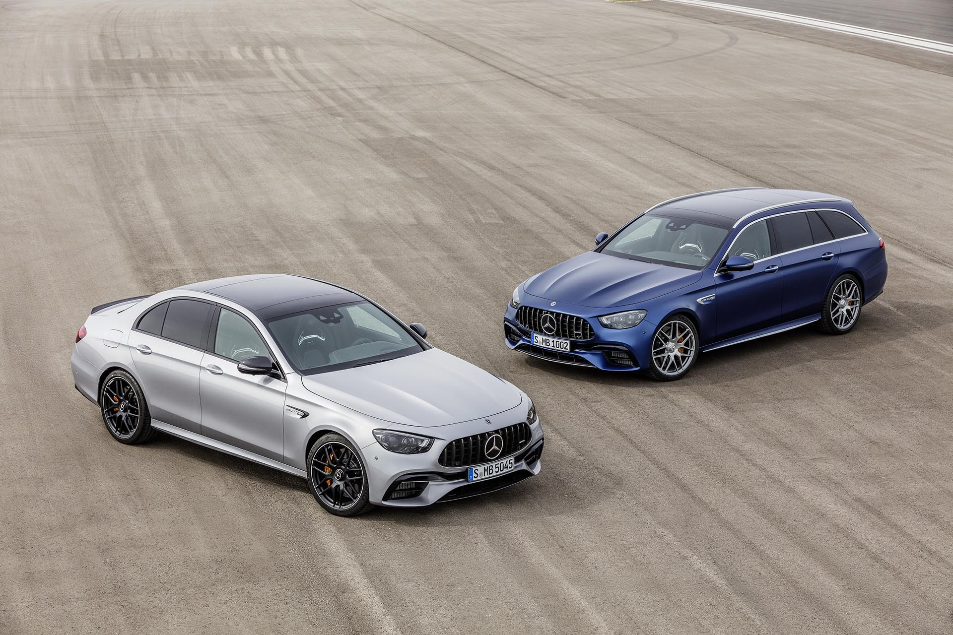 20_Mercedes-Benz E 63 S 4MATIC+ sedan and wagon