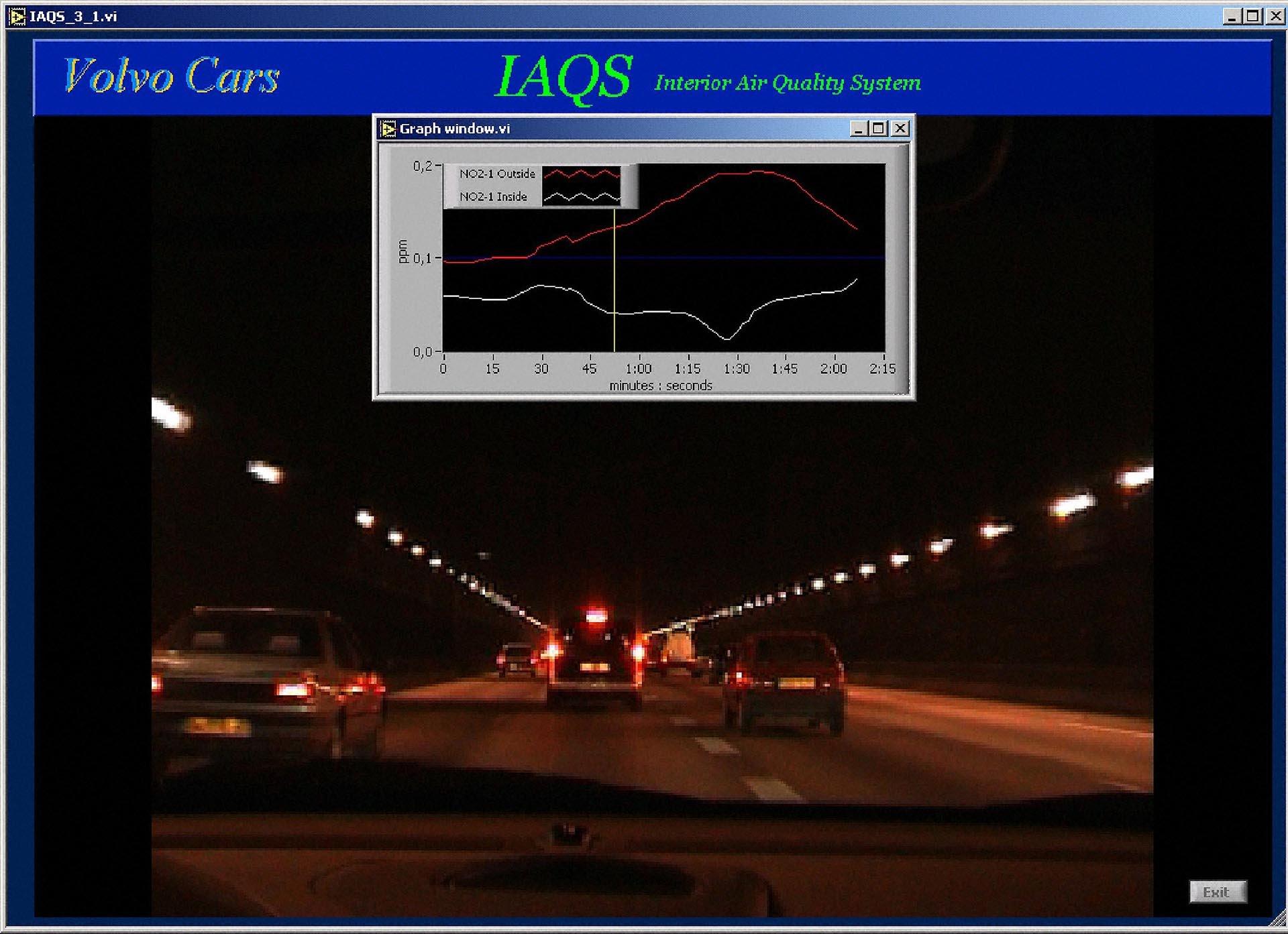 Volvo IAQS_Interior_Air_Quality_System
