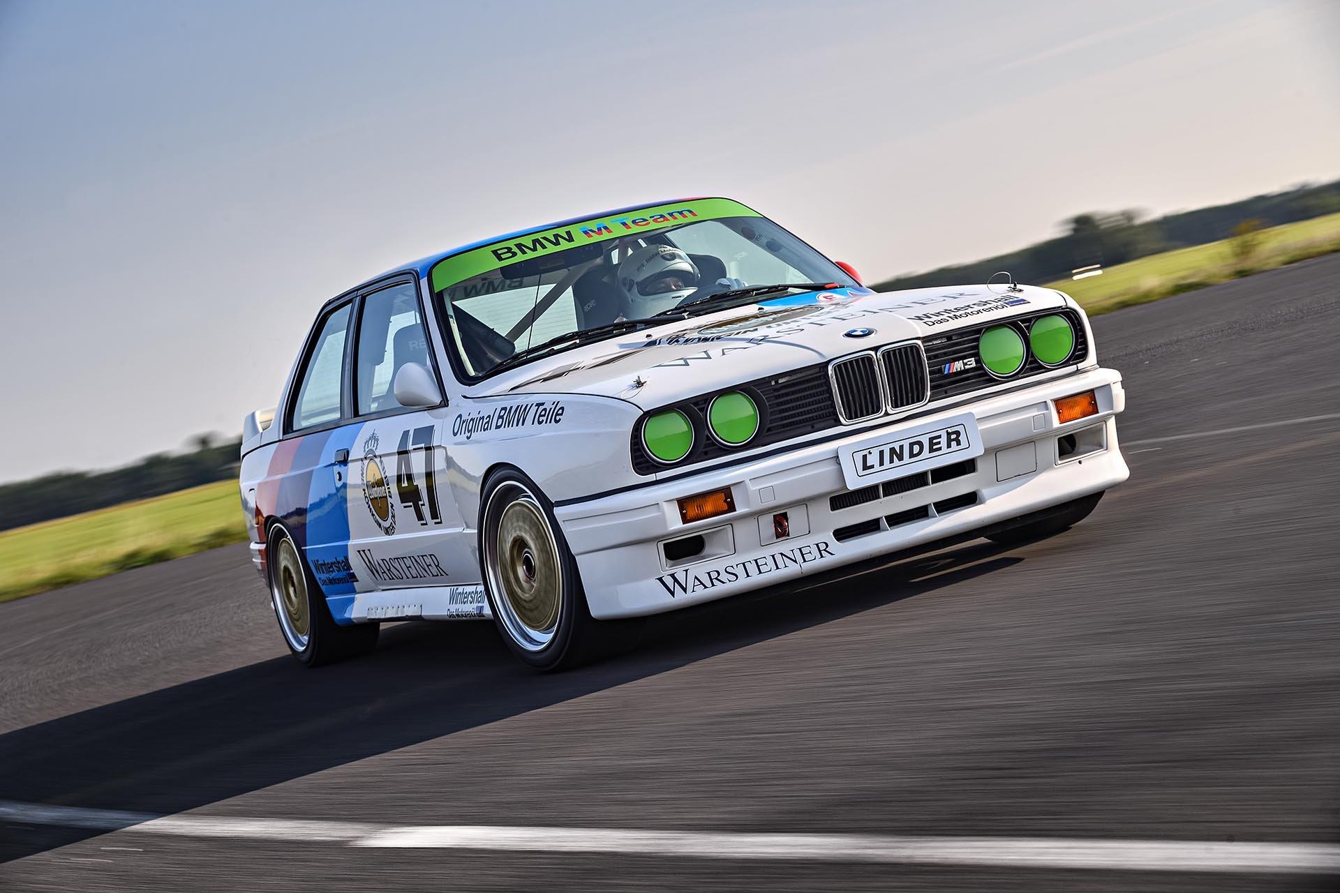 07_BMW E30 M3 DTM EVO front
