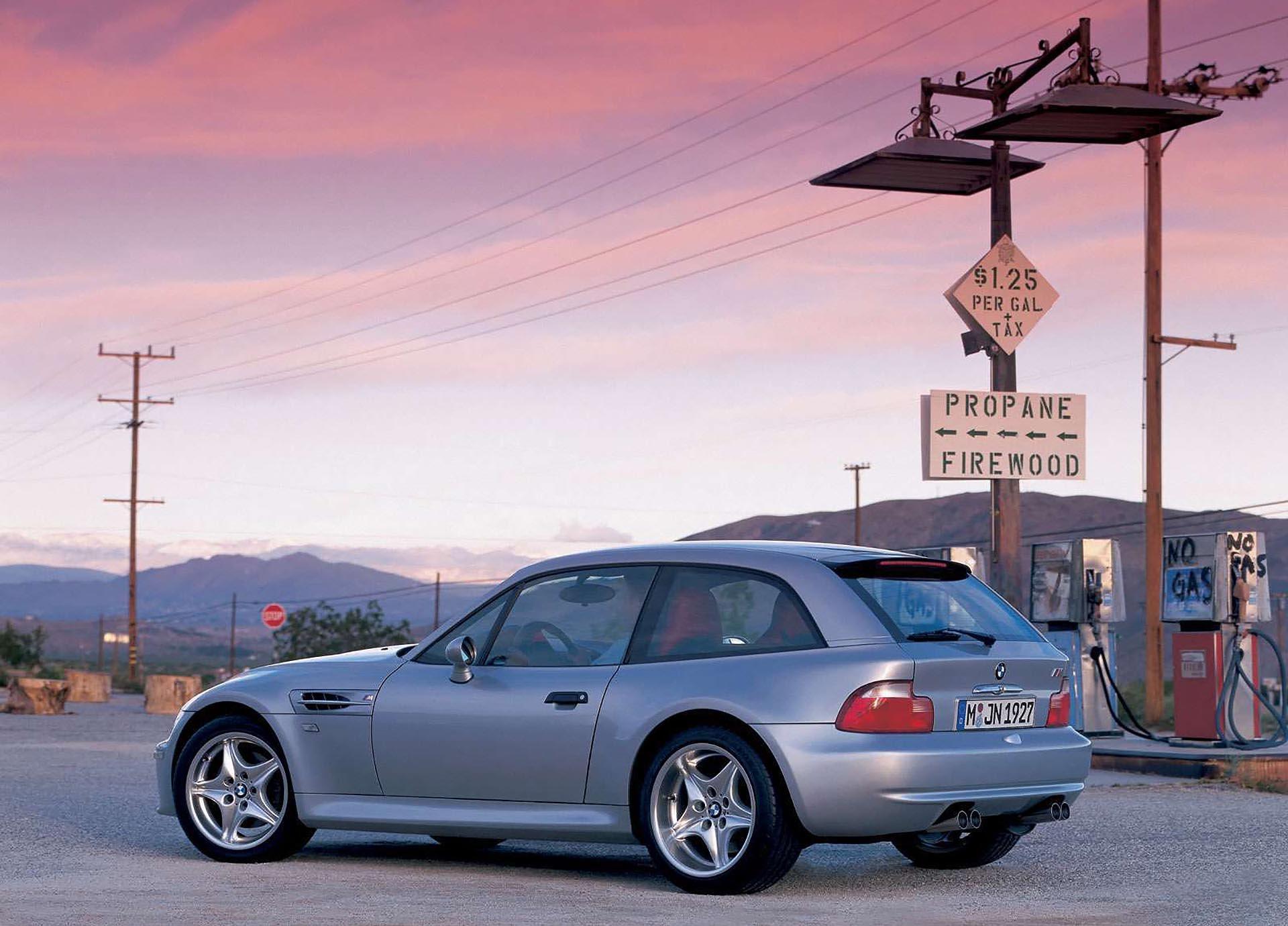 11_BMW M Coupe rear profile