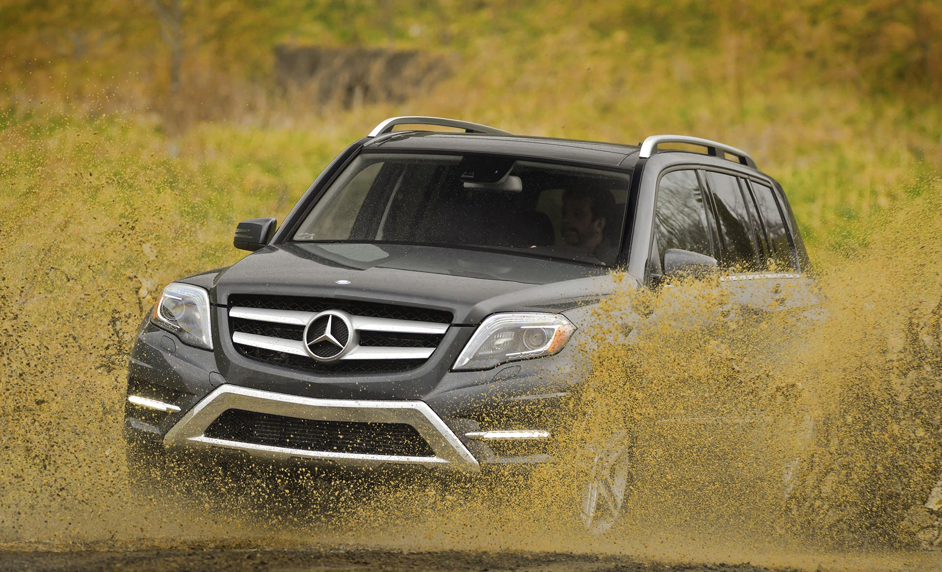 07_Mercedes-BenzGLK250 Bluetec water splash