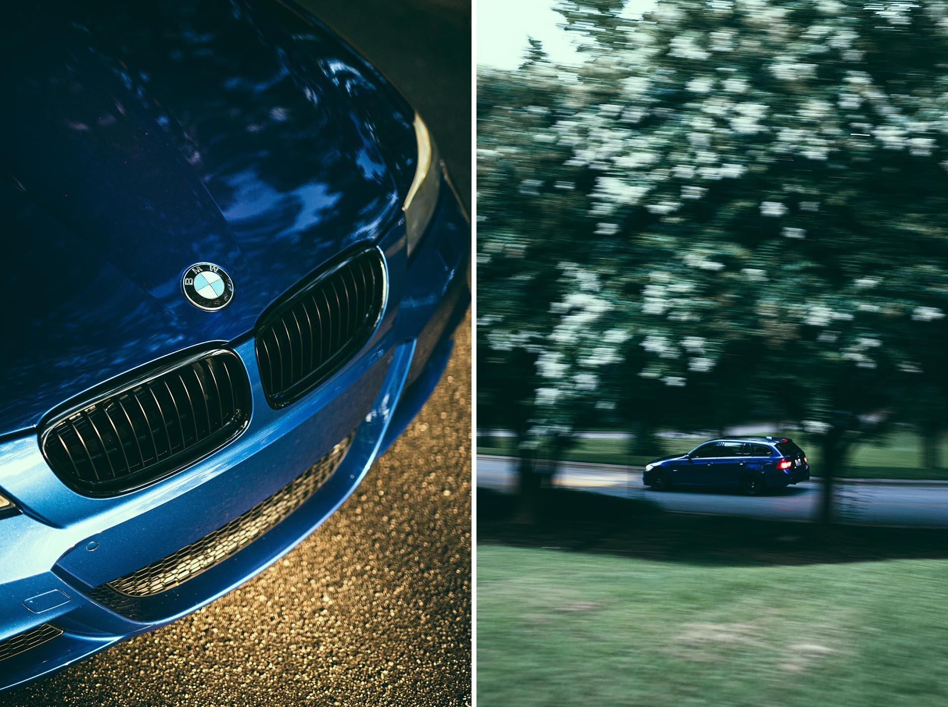 18_BMW E91 335d montage