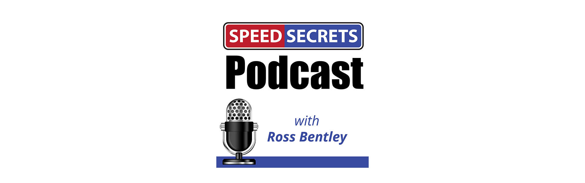 06_Speed Secrets Podcast logo