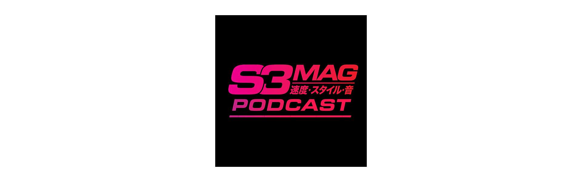 08_S3 Mag Podcast Logo