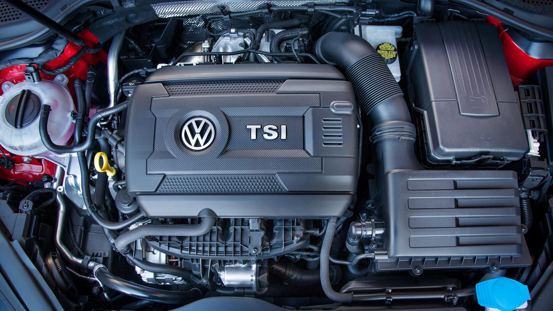 03_VW Gen 3 TSI engine cover