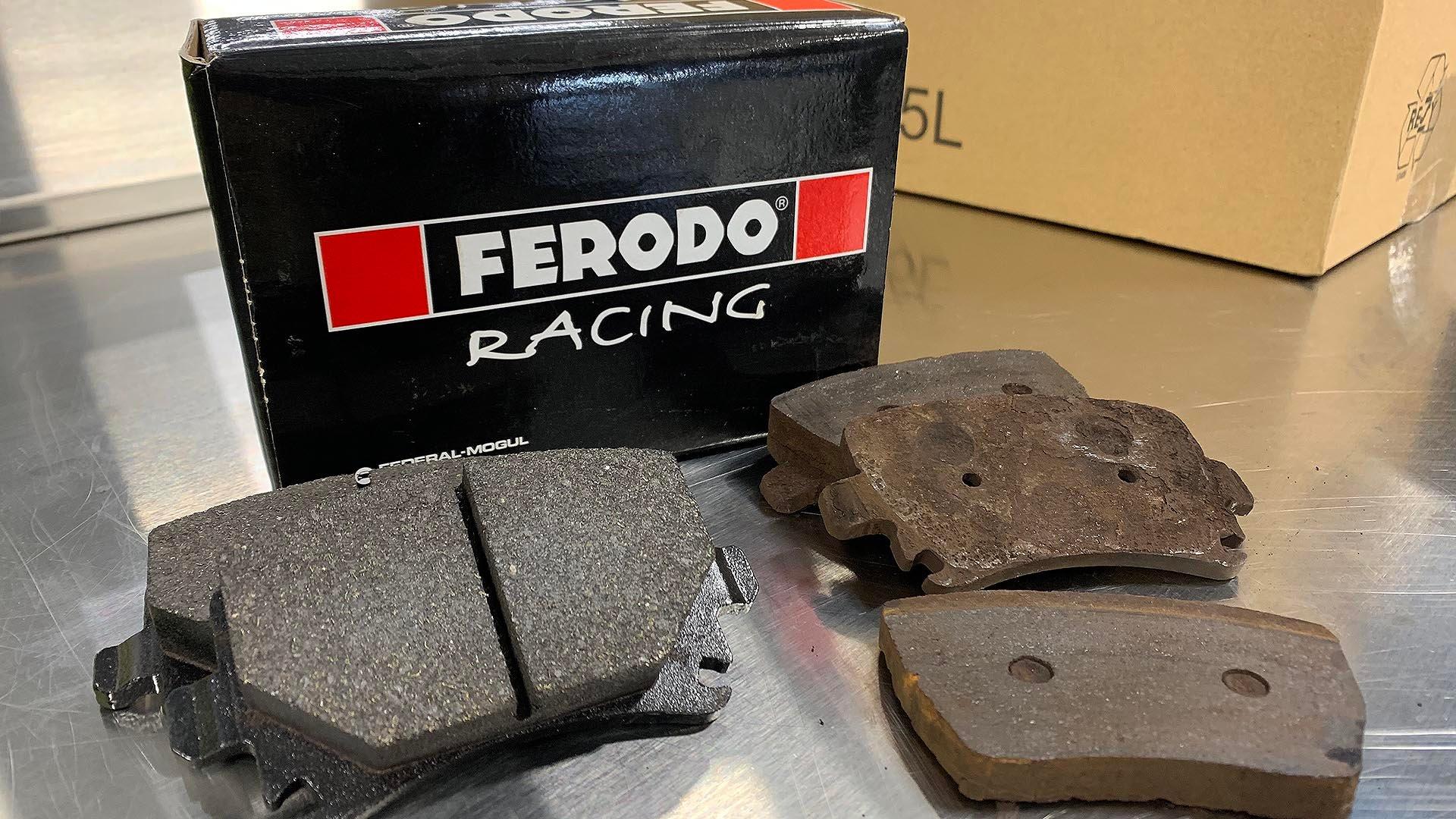 05_Ferodo Racing DS2500 brake pads for VW