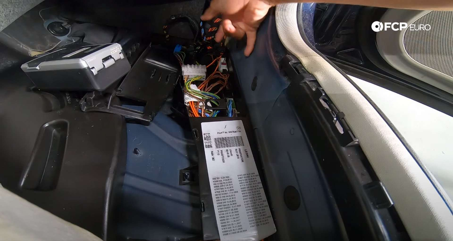 Tech Tip Preventing Interior Leaks exposed electrical components