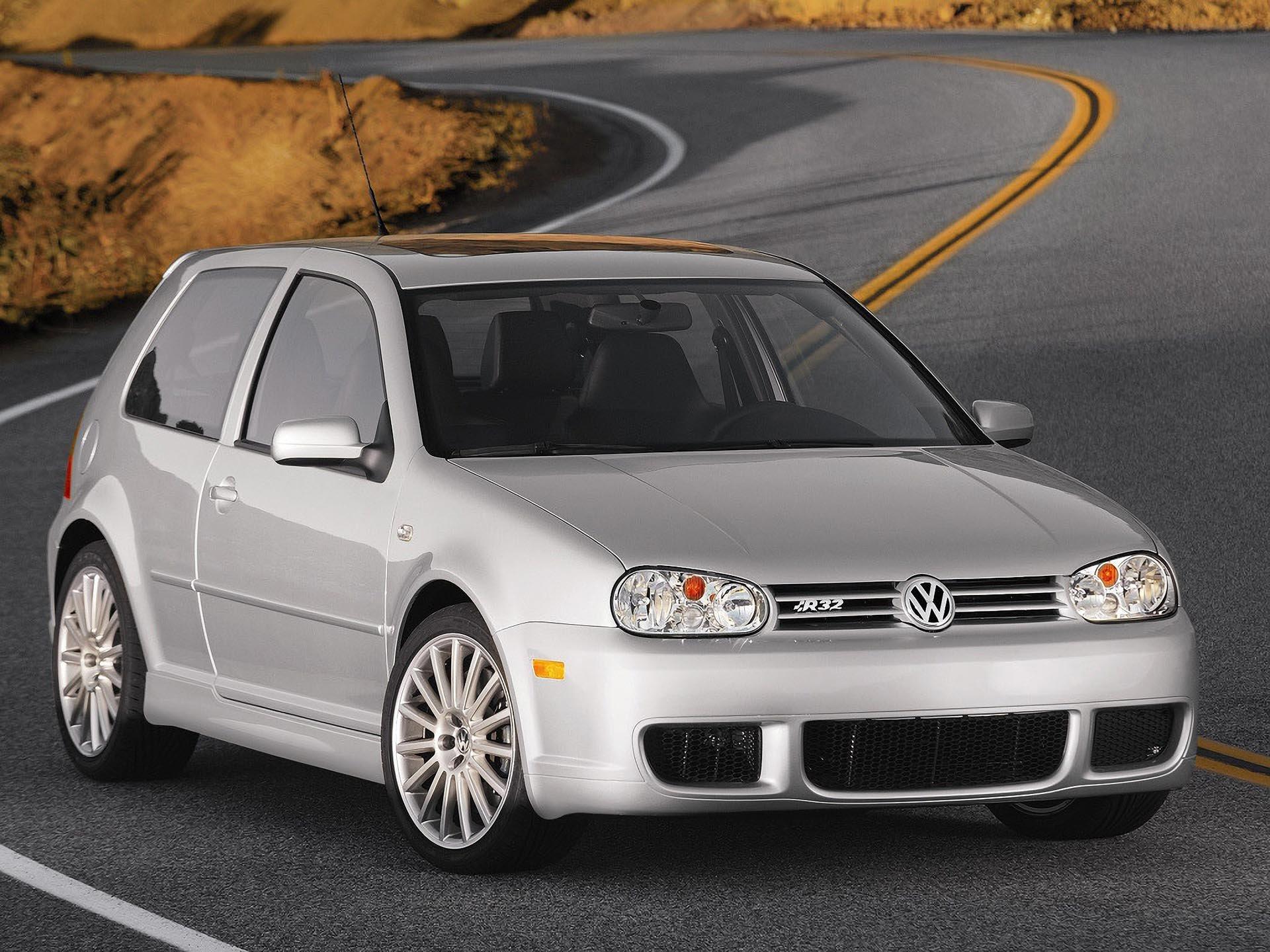 05_VW Mk4 R32 3.2 VR6 Front