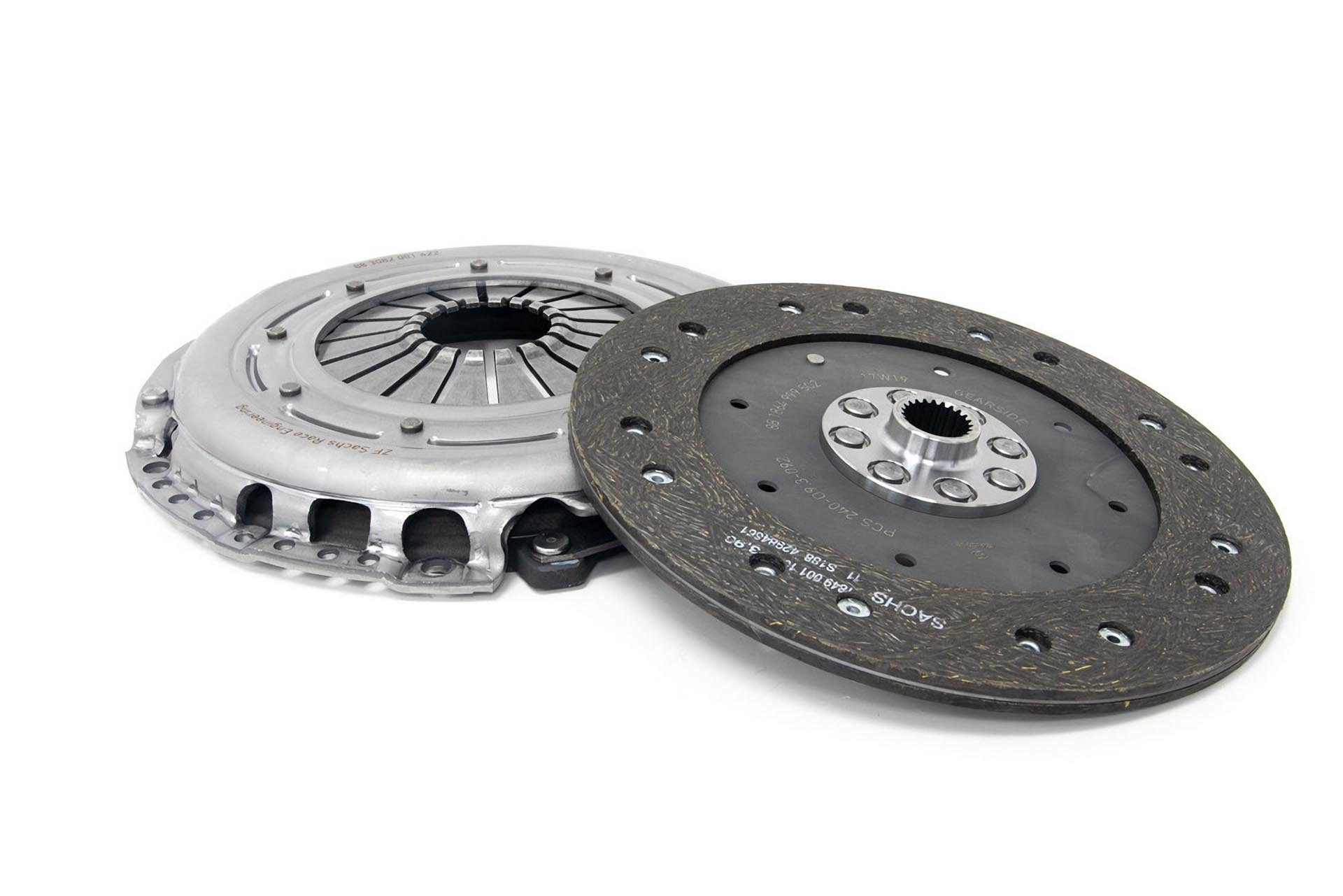 17_Sachs performance clutch kit for Mk7 GTI and Golf R