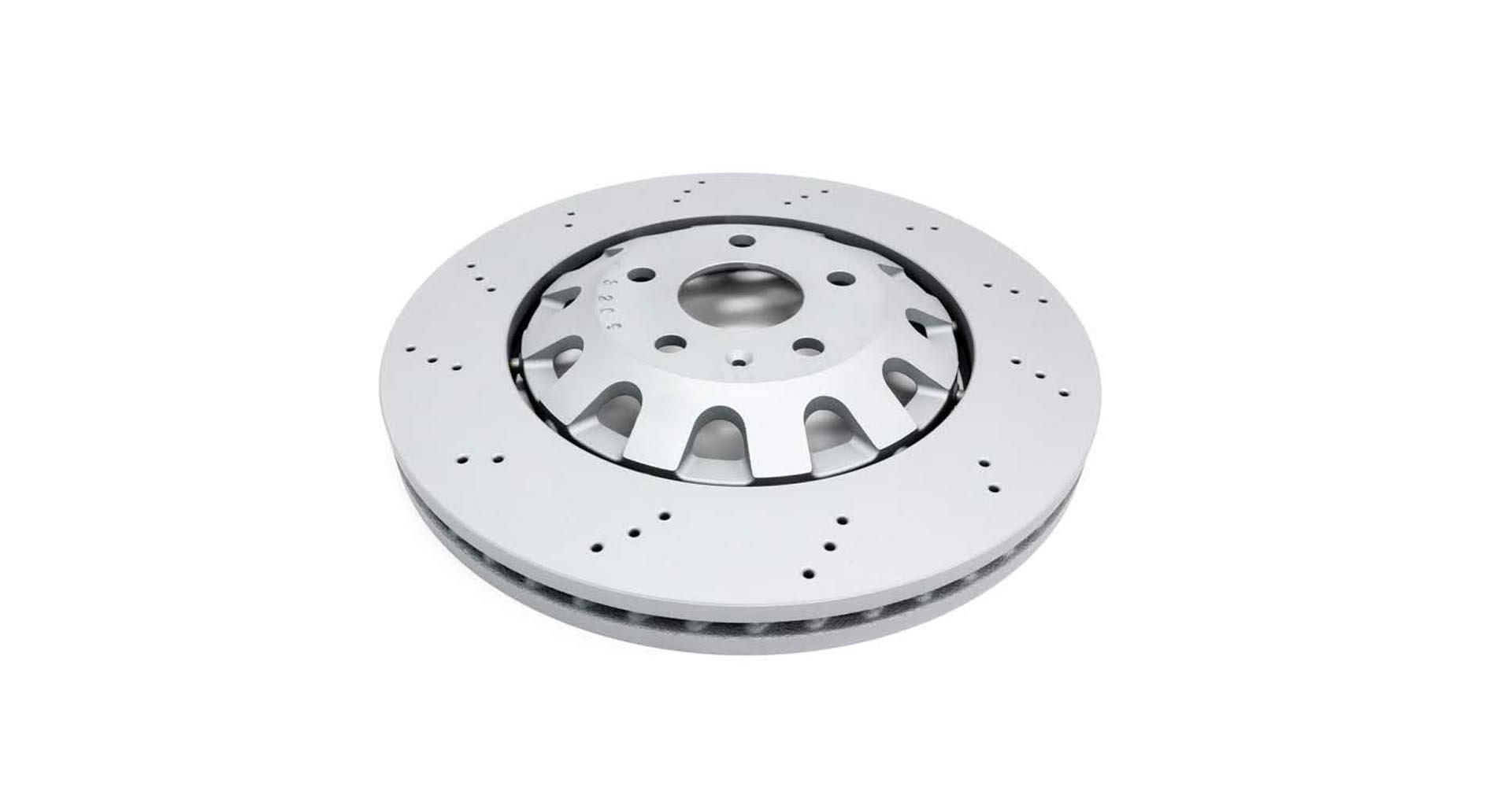 18_MK7 GTI Clubsport TT RS Dual cast brake disc rotor