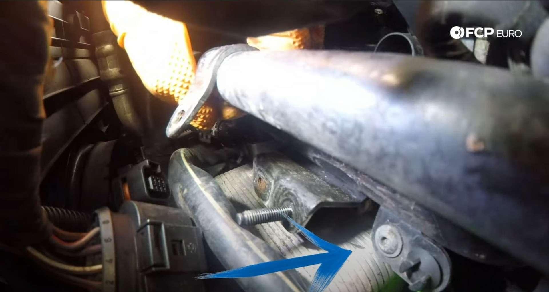 14-DIY-Mk5-GTI-Oil-FIlter-Housing_Removing-Oil-Cooler