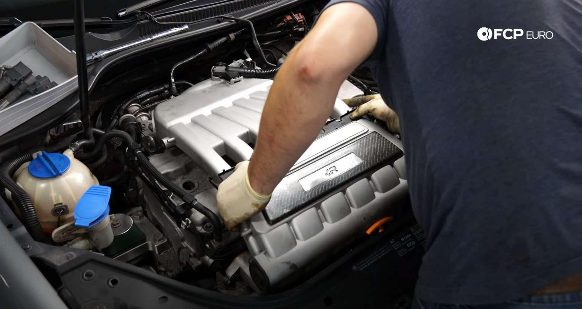 51-DIY-VW-VR6-Valve-Cover-Gasket-Reinstalling-Manifold