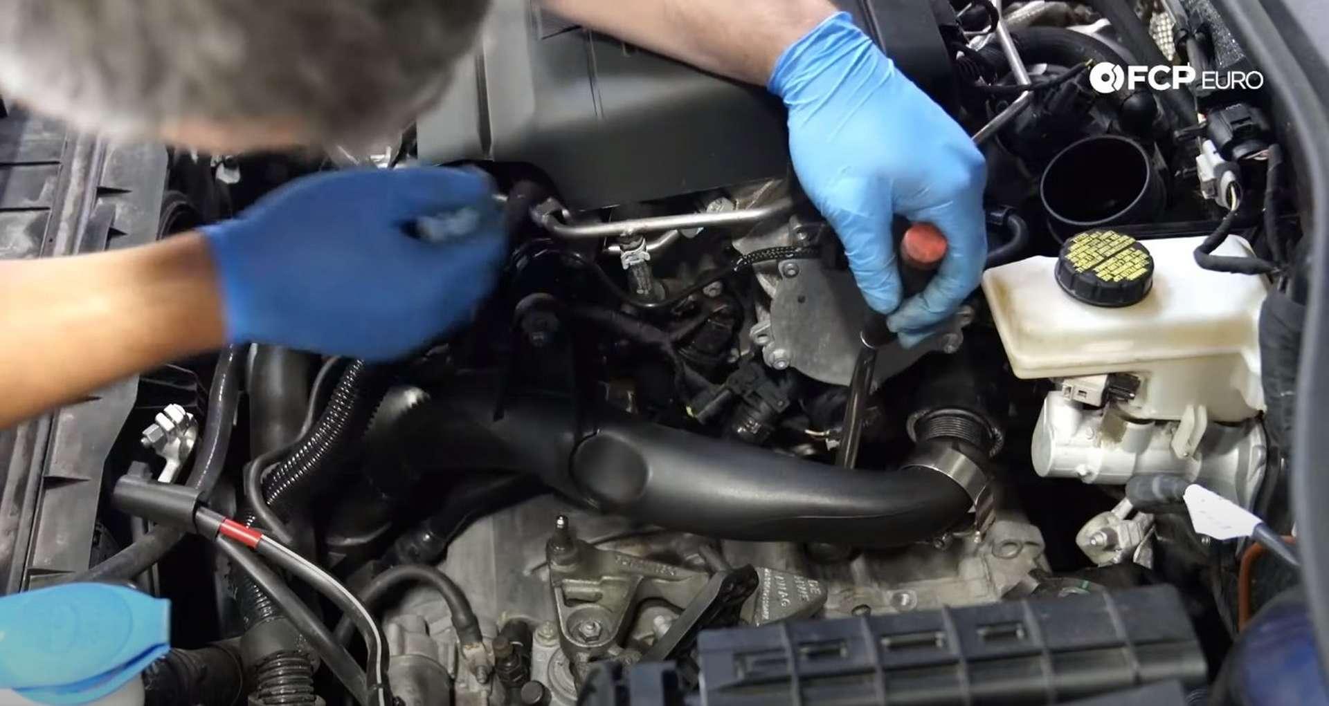 12-DIY_VW_GTI_Clutch-Job-Prepping-Topside-Transmission