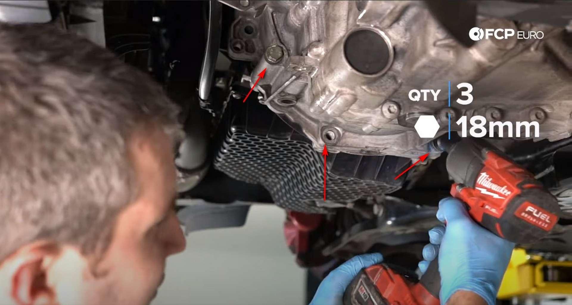 42-DIY_VW_GTI_Clutch-Job-Removing-Transmission