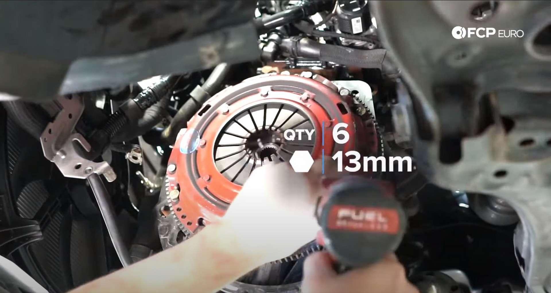 45-DIY_VW_GTI_Clutch-Job-Removing-Clutch