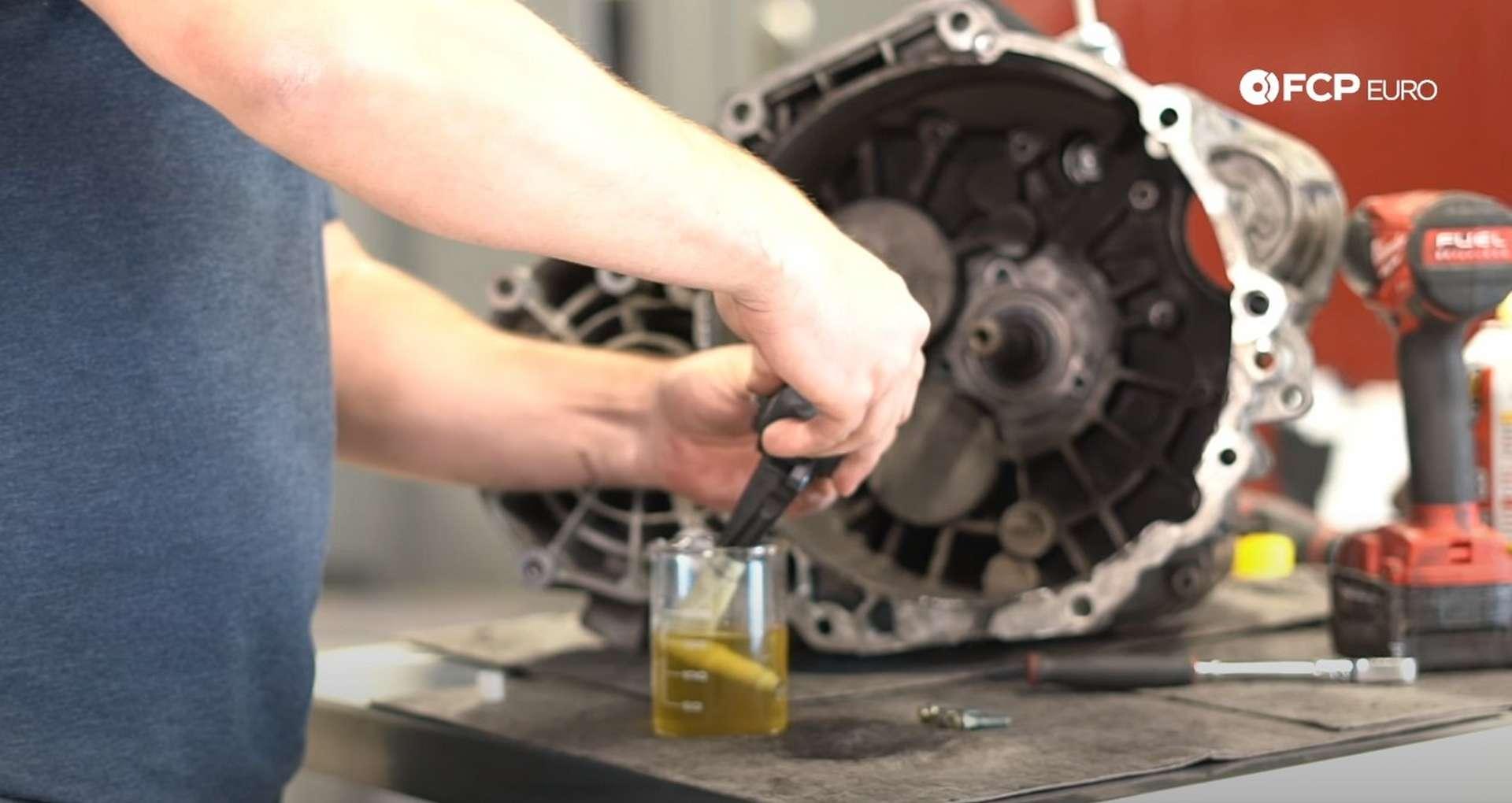 50-DIY_VW_GTI_Clutch-Job-Replacing-Throwout-Bearing