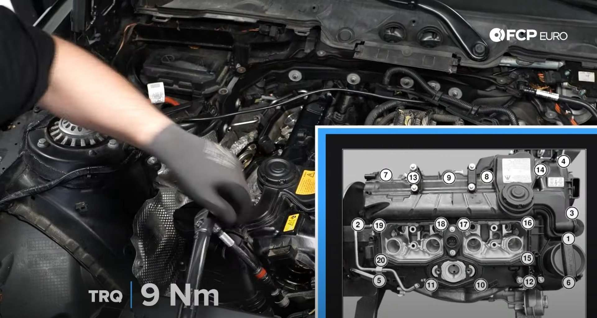 28-DIY-BMW-F30-Valve-Cover-Replacement_Replacing-Valve-Cover