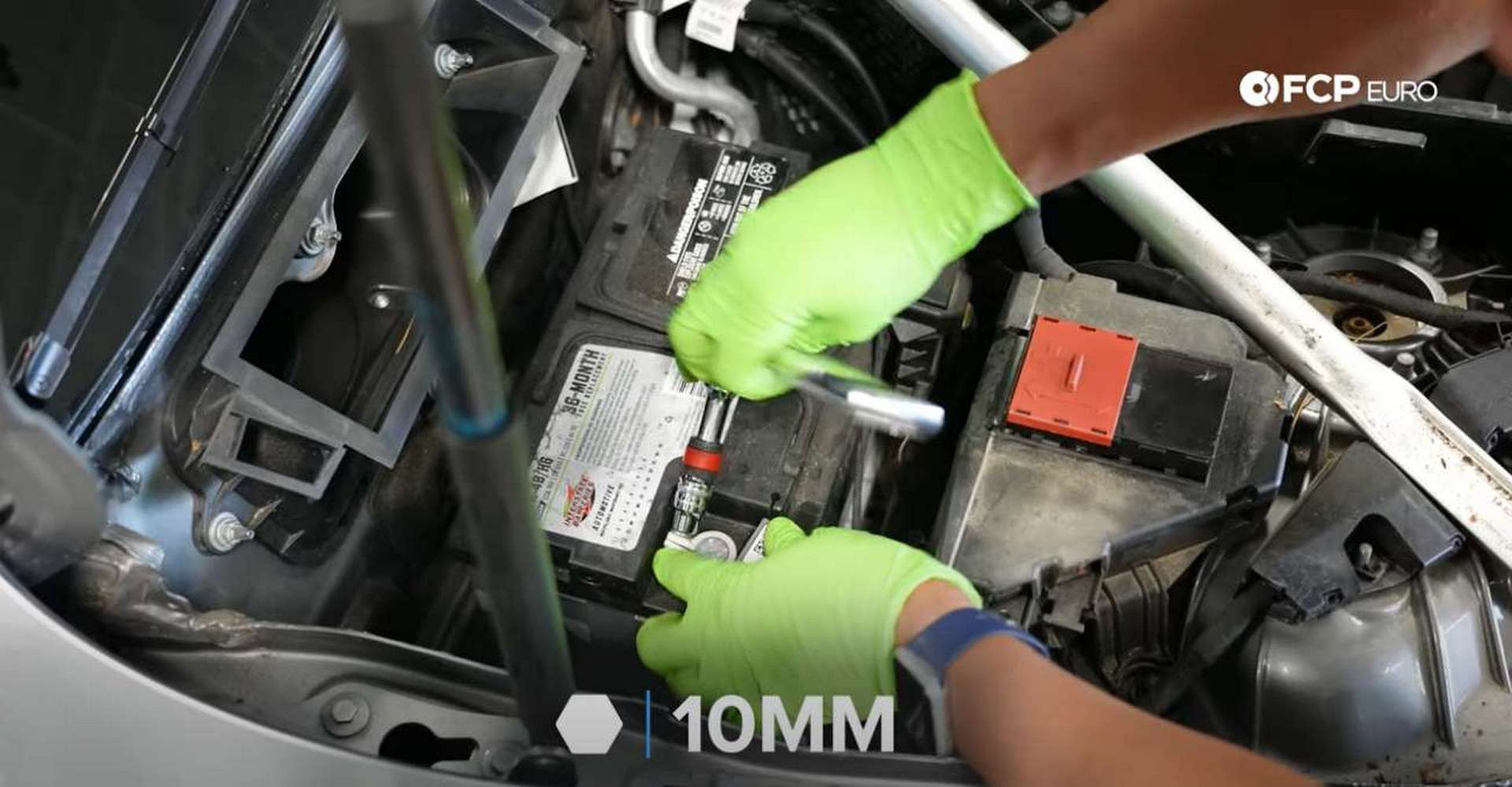 05-DIY-Mercedes-W205-Battery-Replacement_Replacing-Battery
