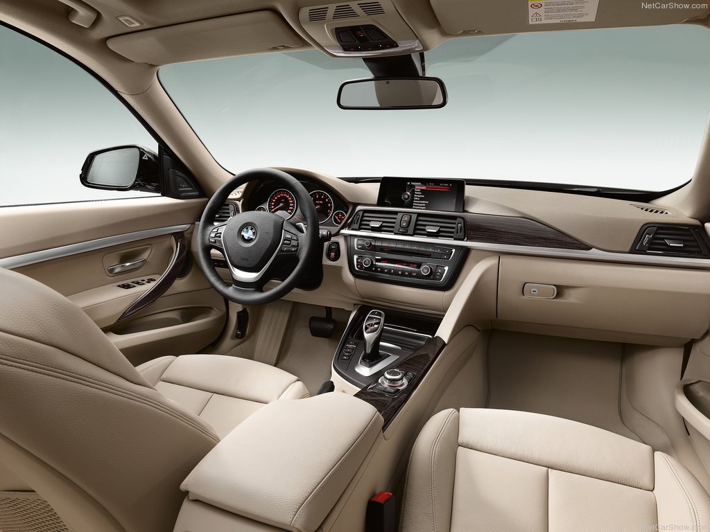 EVERGREEN BMW E90 VS F30 interior shot