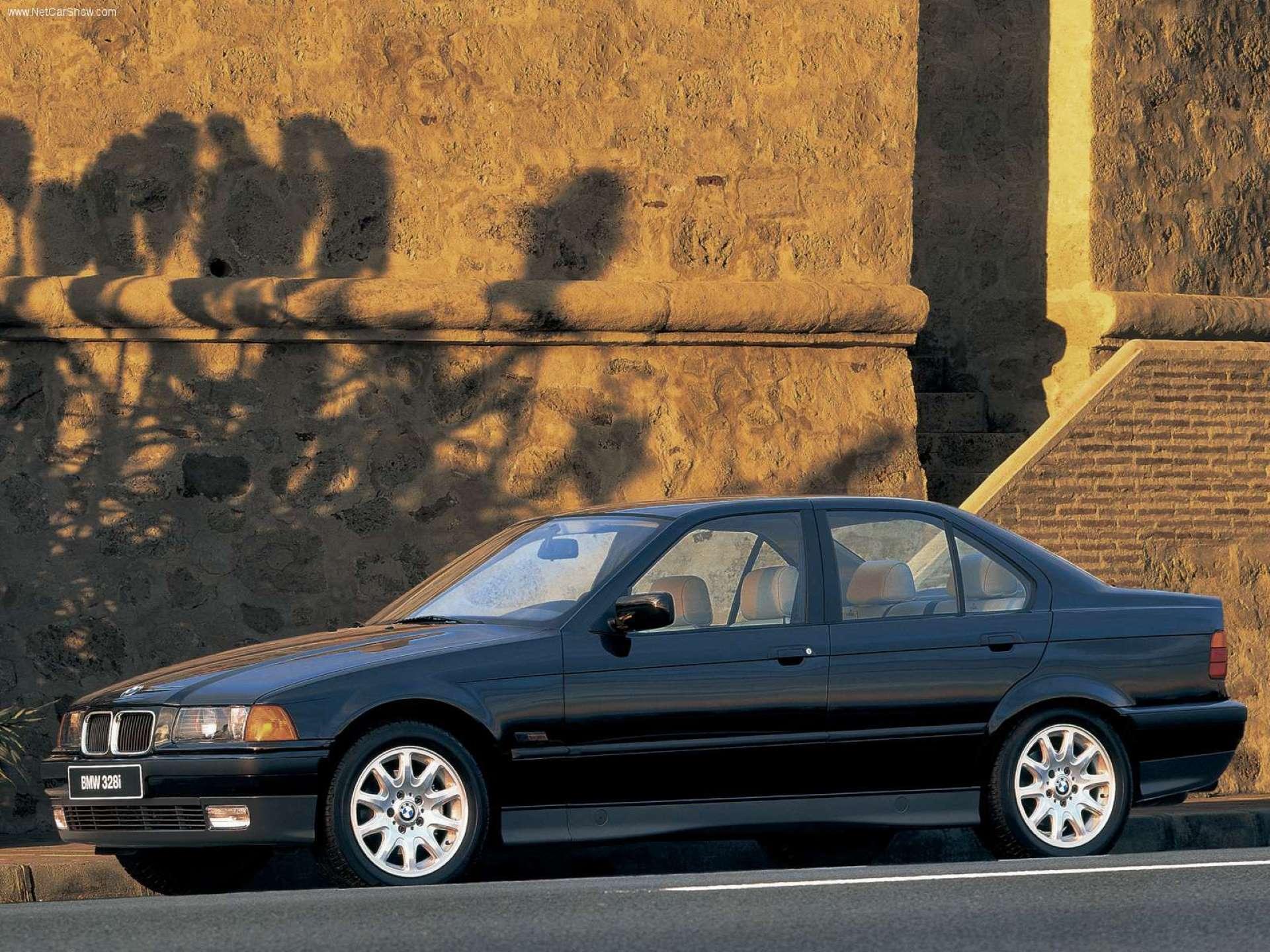 Pandemic Price Appreciation BMW E36 front 3-quarter