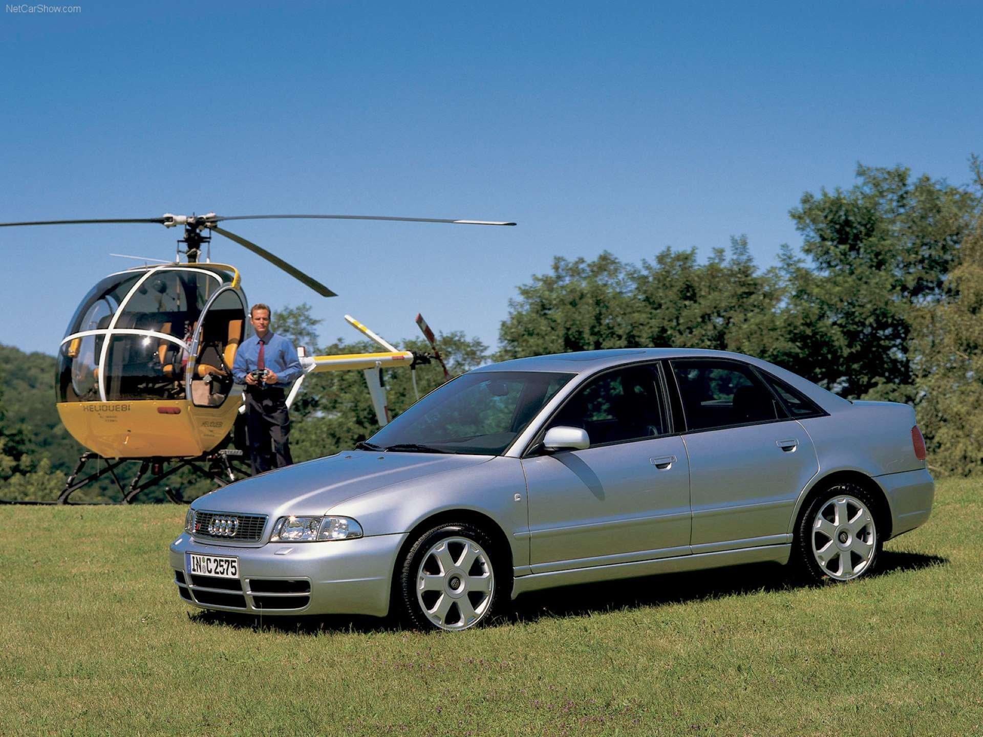 Pandemic Price Appreciation Audi B5 S4 front 3-quarter
