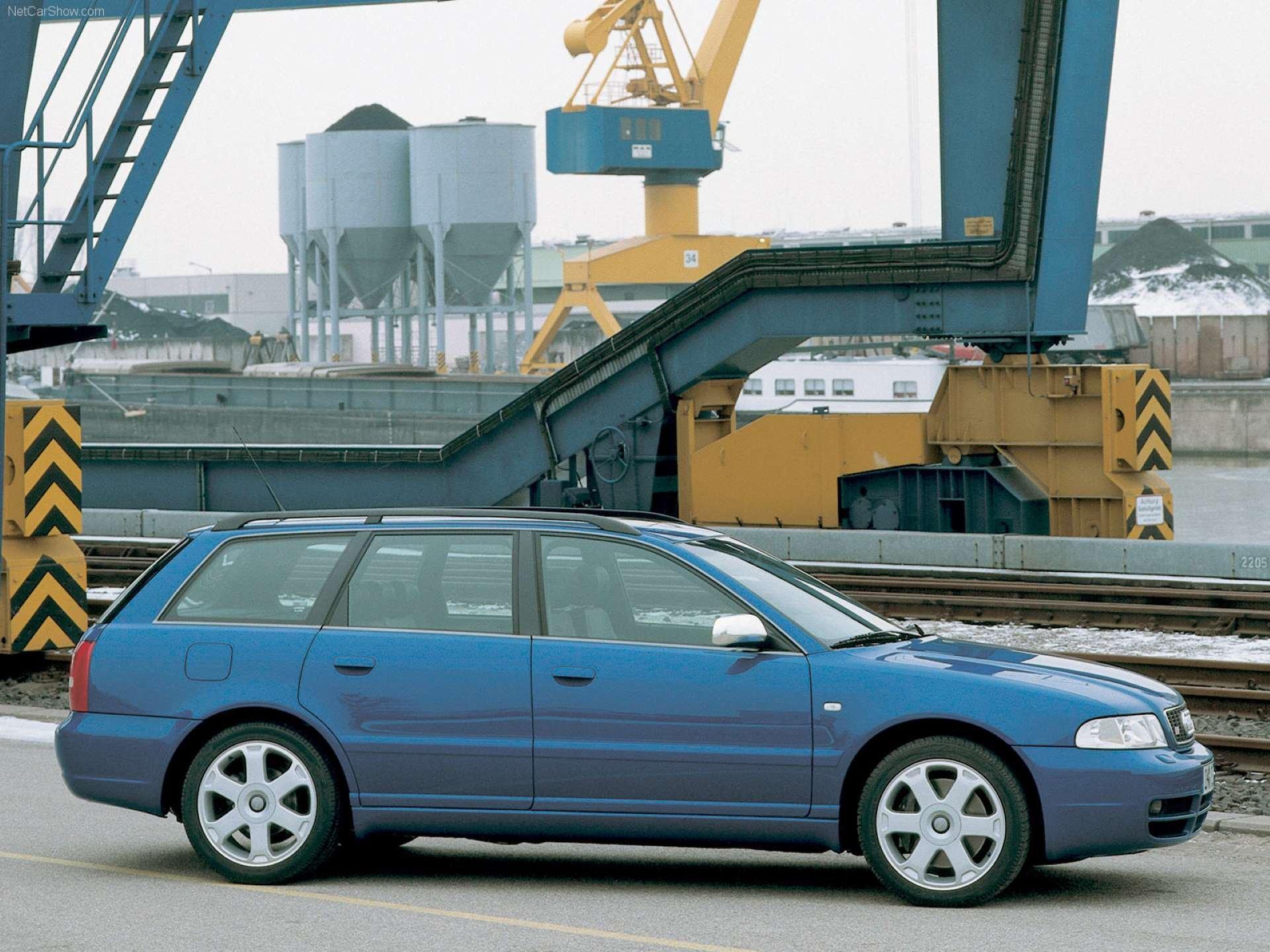 Pandemic Price Appreciation Audi B5 S4 Avant profile