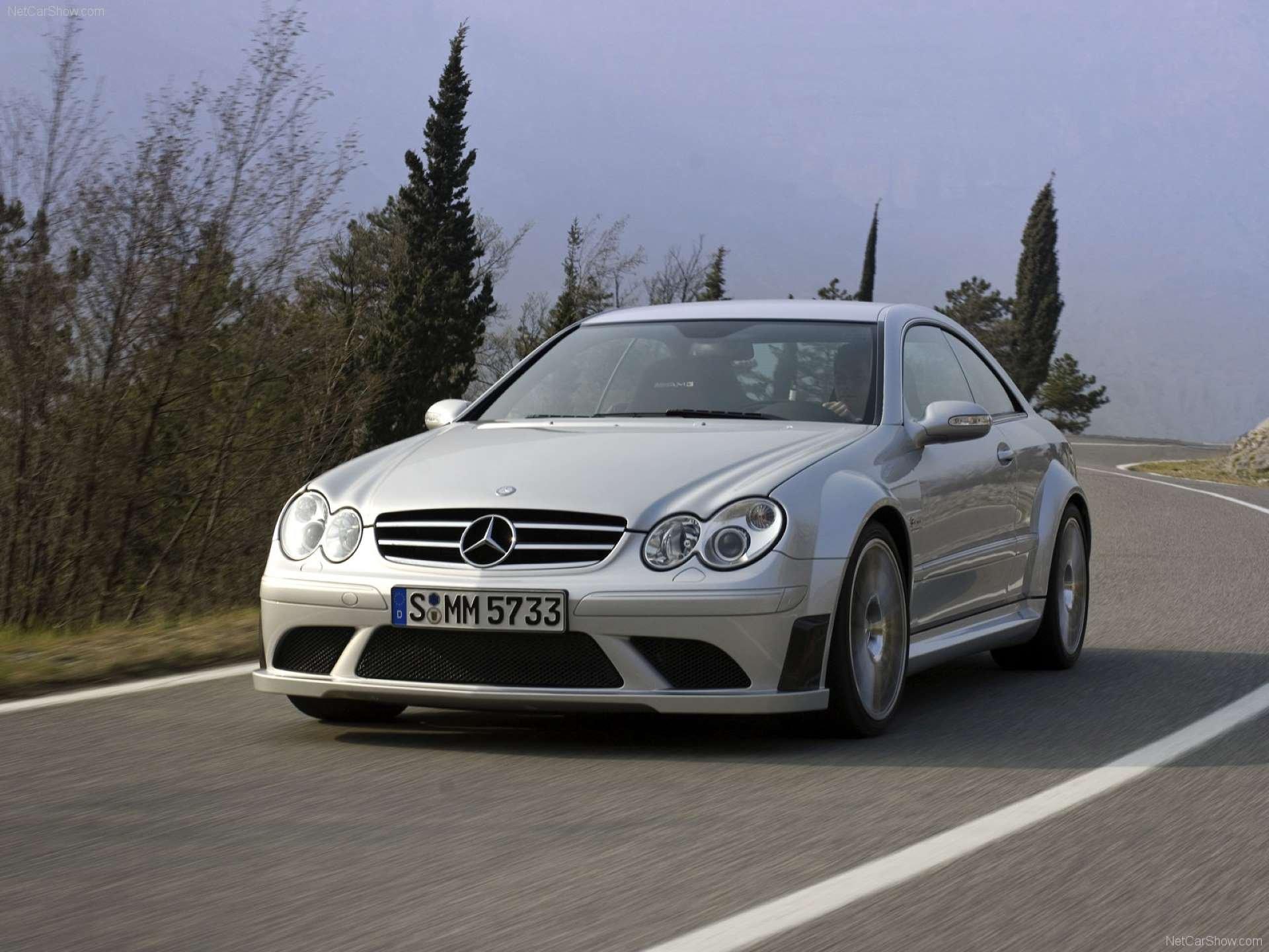 Pandemic Price Appreciation Mercedes-Benz W209 CLK63 AMG Black Series front