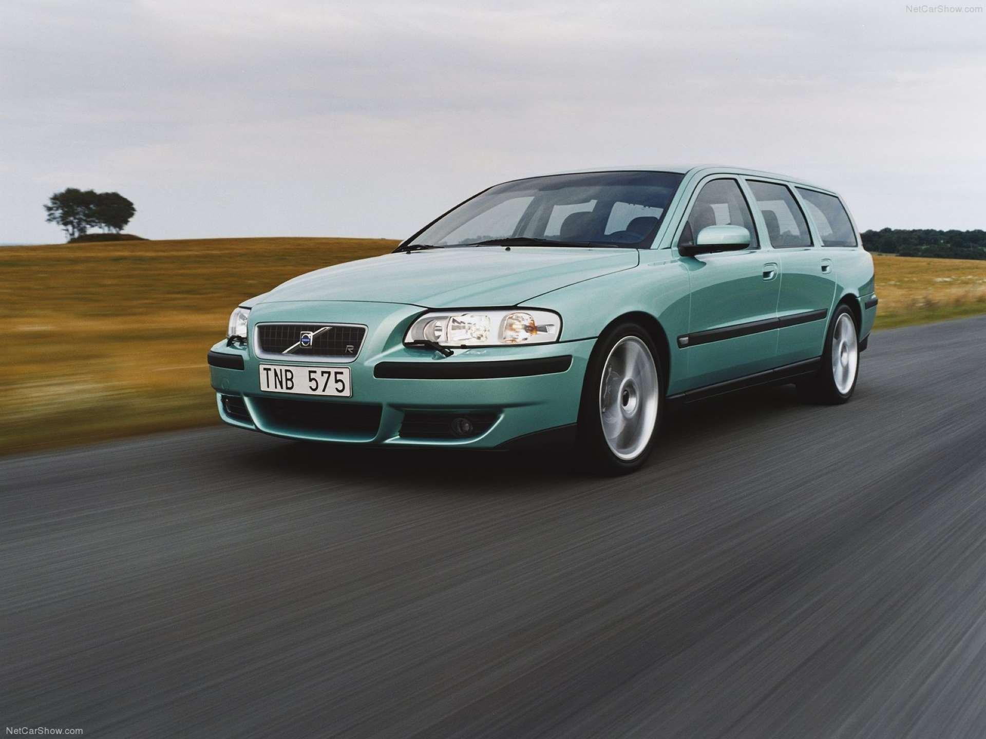 Pandemic Price Appreciation Volvo P2 V70R front