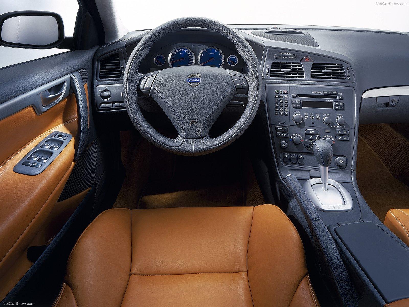 Pandemic Price Appreciation Volvo P2 V70R interior