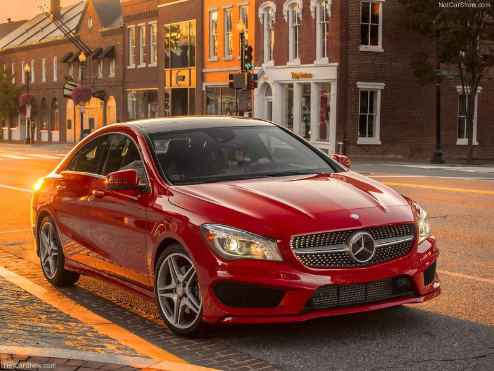 Best FWD Under $25k Mercedes-Benz CLA250 front three-quarter