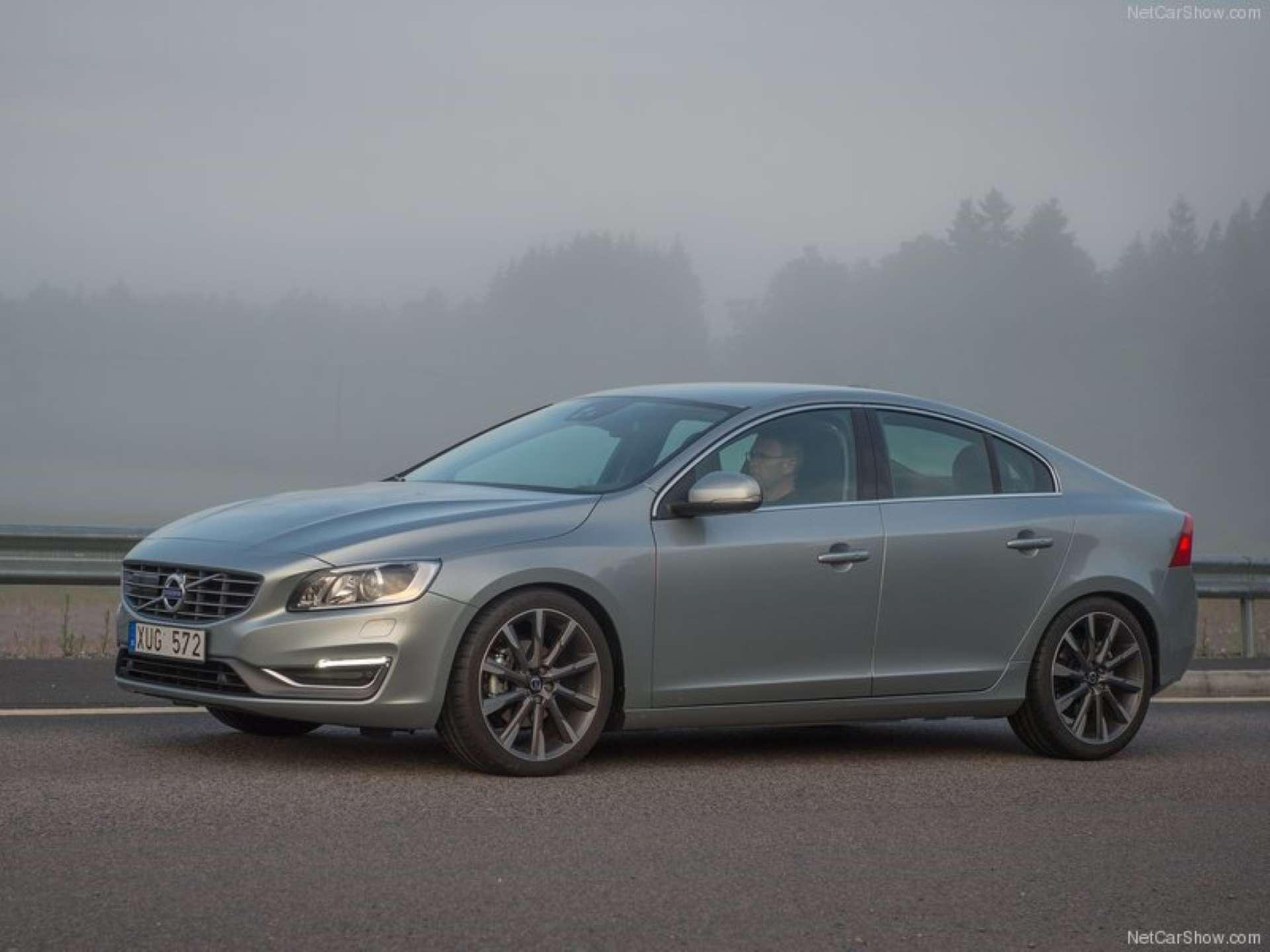 Best FWD Under $25k Volvo S60 front three-quarter