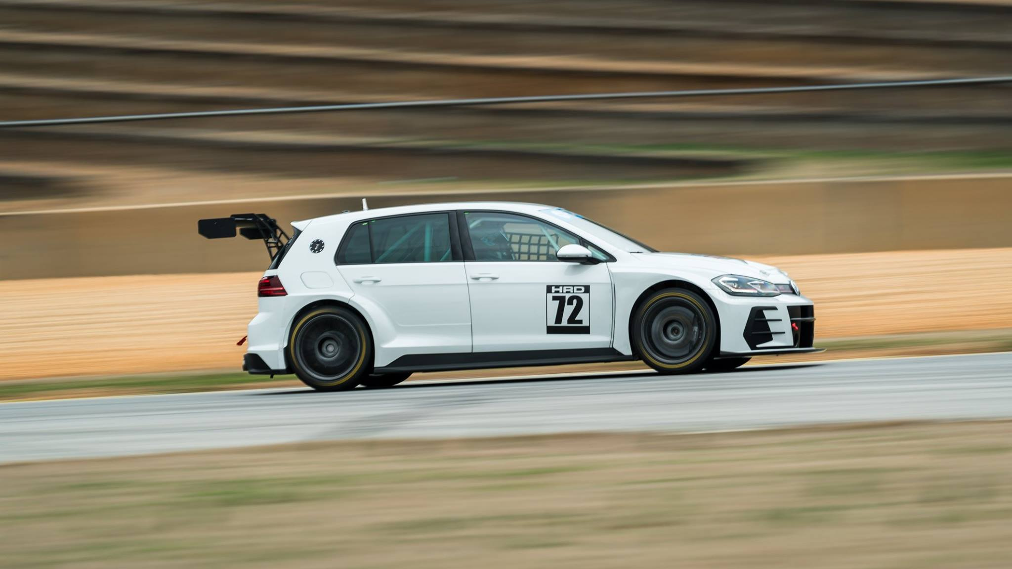 Volkswagen GTI TCR at Road Atlanta
