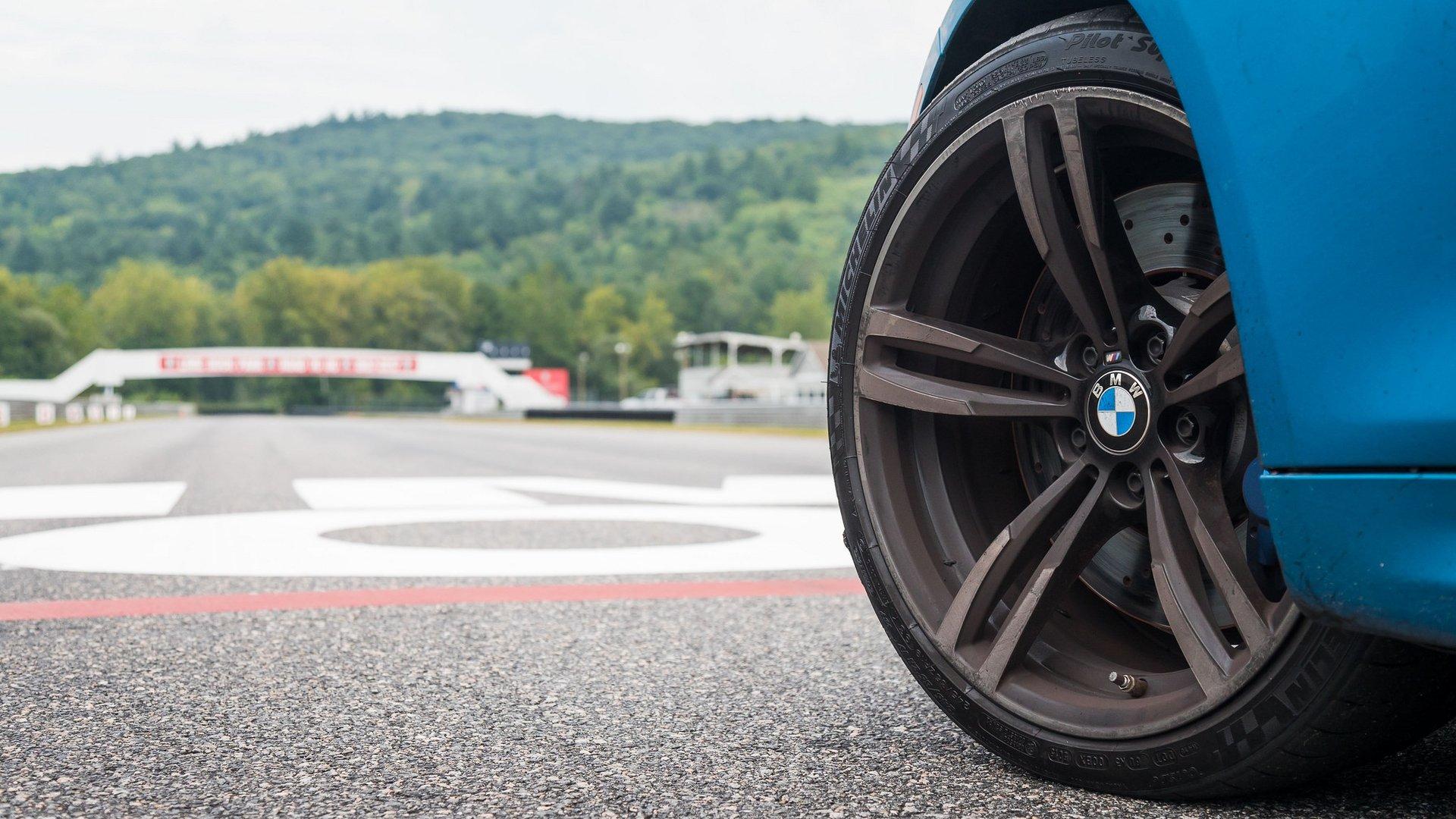 BMW M2 Brake
