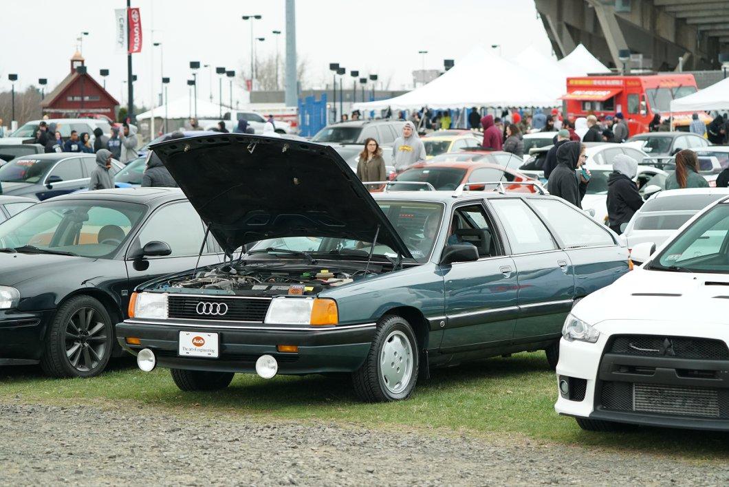 Classic Audi Wagon