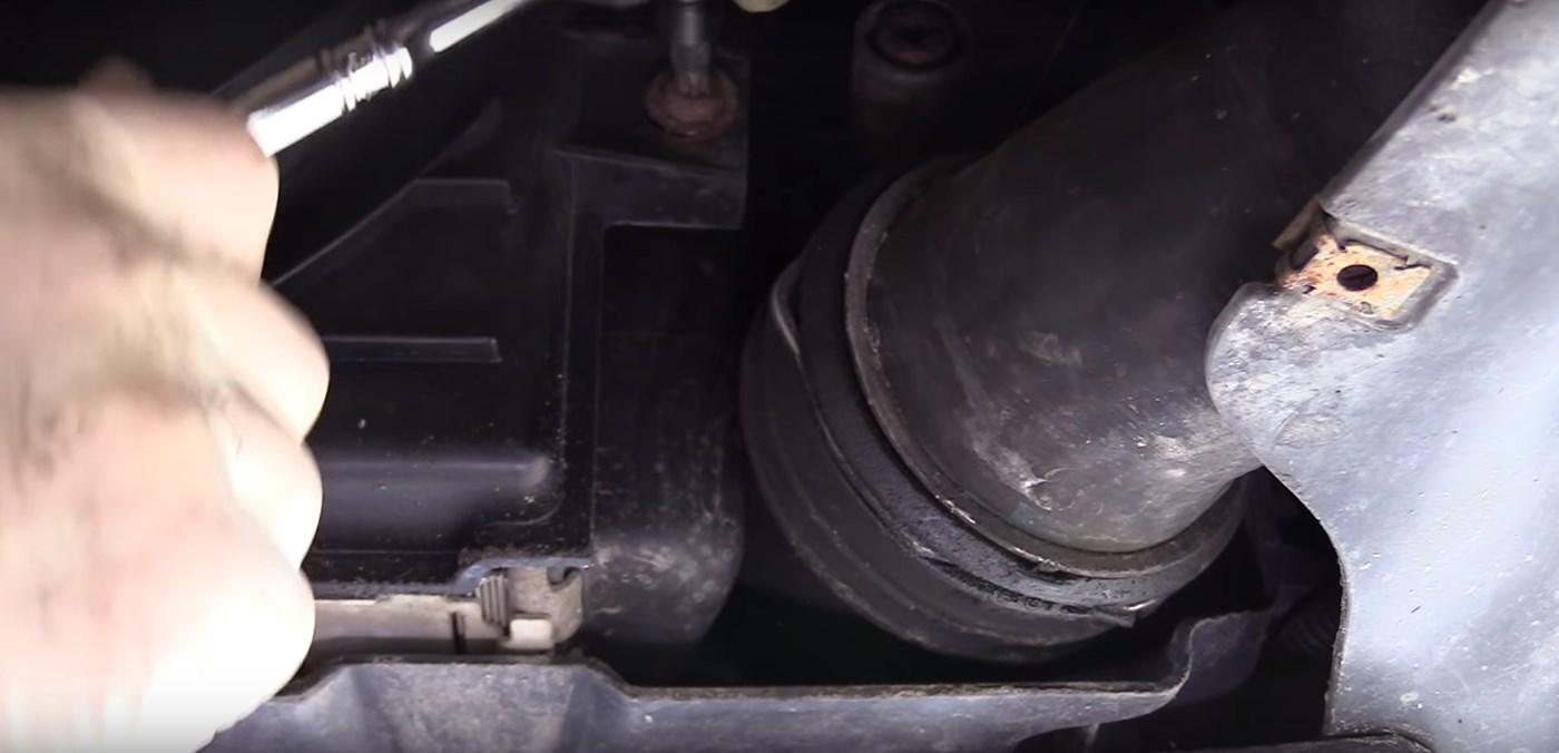 Fan Shroud Bottom T30 2