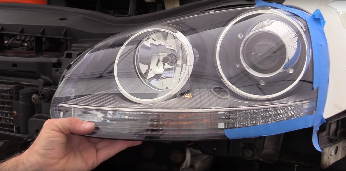 GTI New Black Headlights