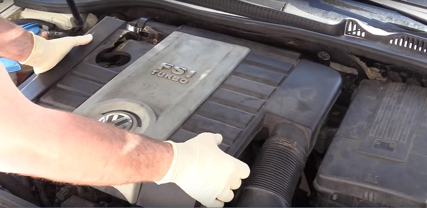 VW-TSI-Shroud-Removal