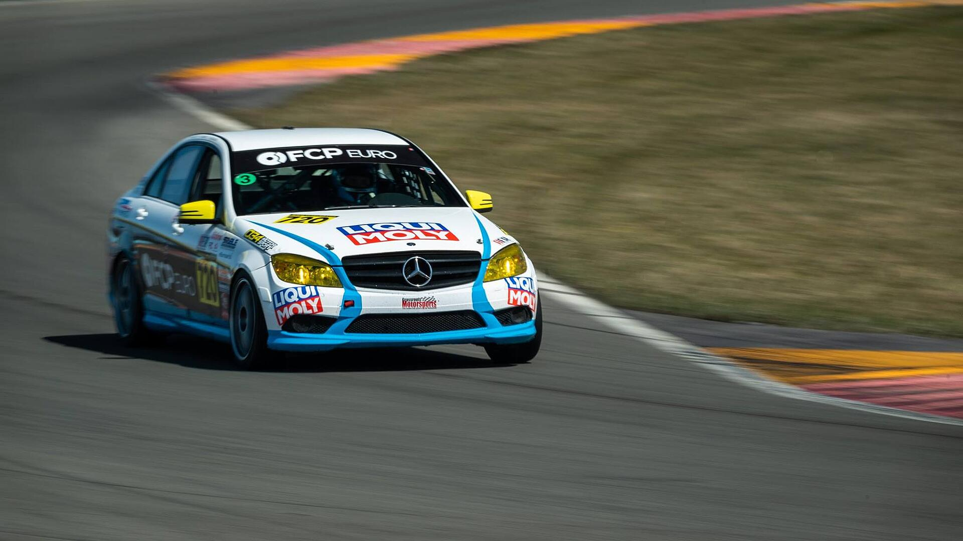 FCP Euro Mercedes-Benz C300 Endurance Race Car AER