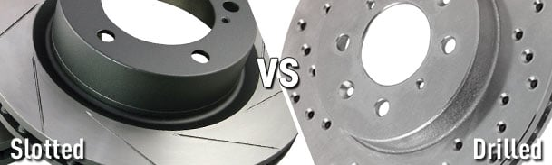 Slotted-versus-drilled-rotors
