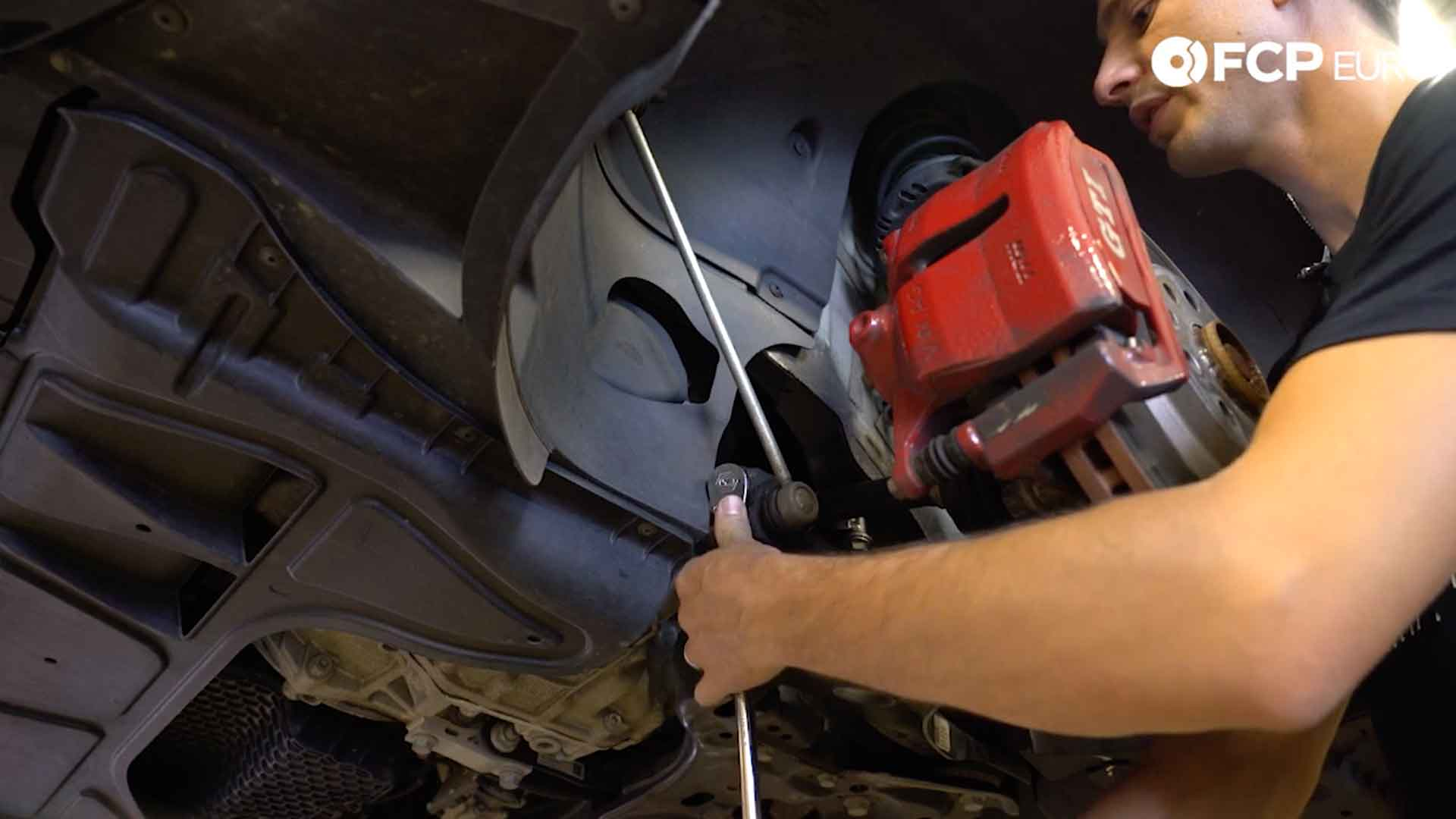 How To Install An Audi/VW Coilover Kit - SACHS Performance (GTI