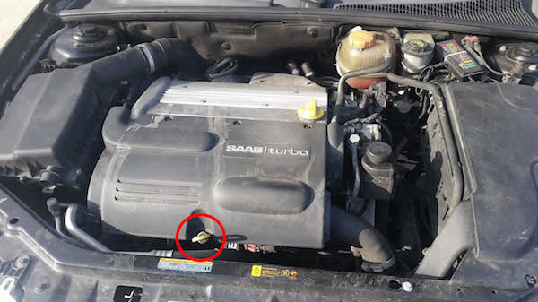 Sophisticated Saab 9 3 Oil Filter Location Images - Best Image ...