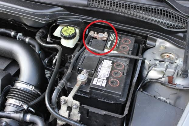 How To Replace Car Battery In Volvo C30 S40 V50 C70 Maintenance Service Repair
