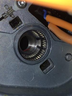 volvo-steering-shaft