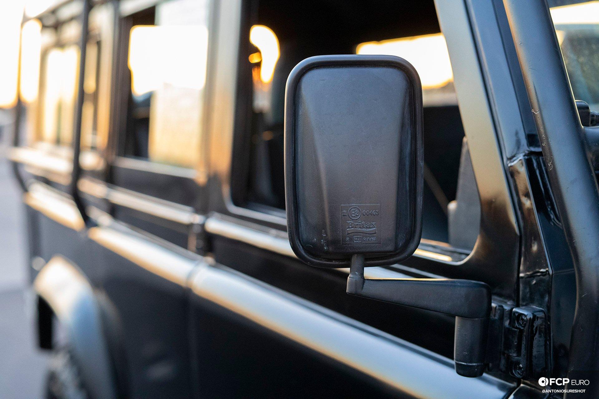 Land Rover Britax mirrors Santana Series 3 4door Colombia ANT23097