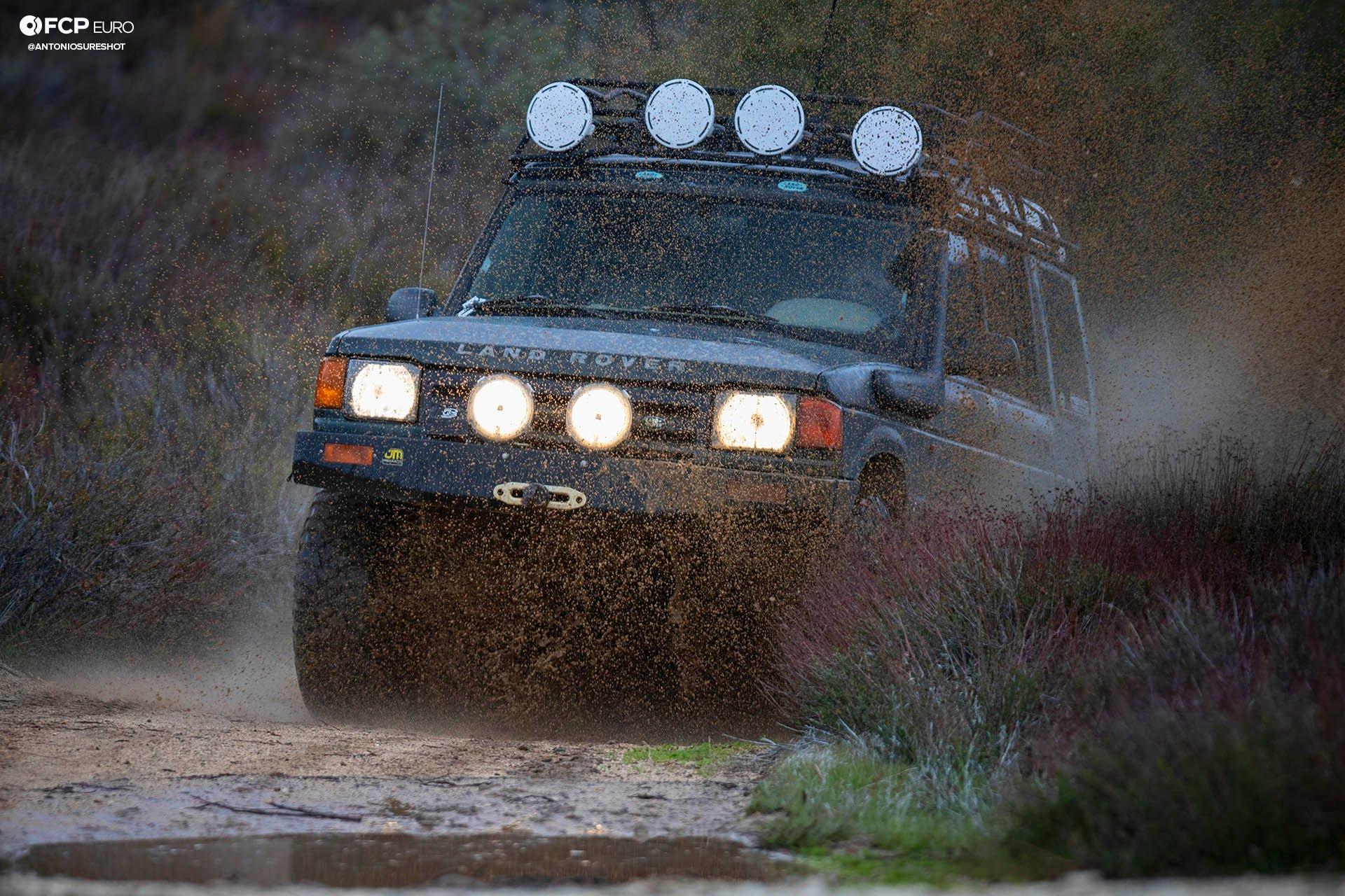 Land Rover Discovery SD Bilstein Hella TJM Safari Magnaflow Hellwig ANT27845